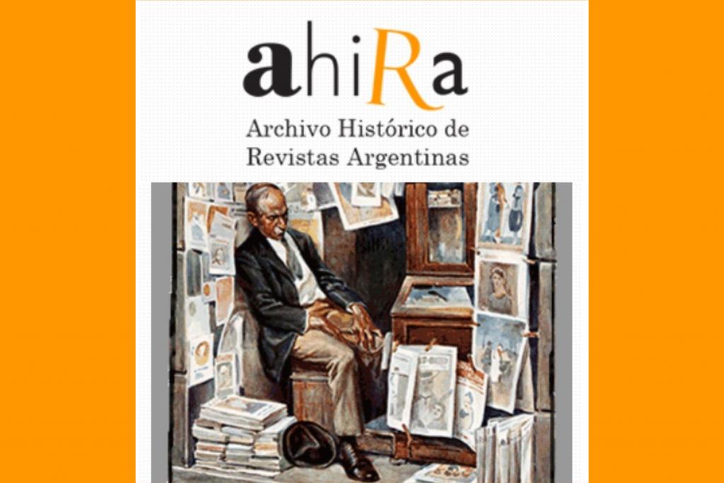 Archivo Histórico de Revistas Argentinas (AhiRa)