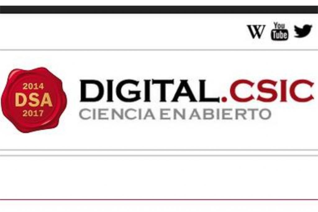 DIGITAL.CSIC: Investigaciones del Consejo Superior de Investigaciones Científicas de España