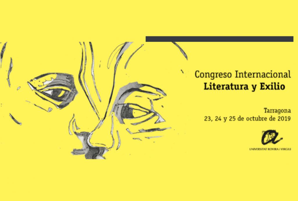 Congreso internacional: Literatura y exilio