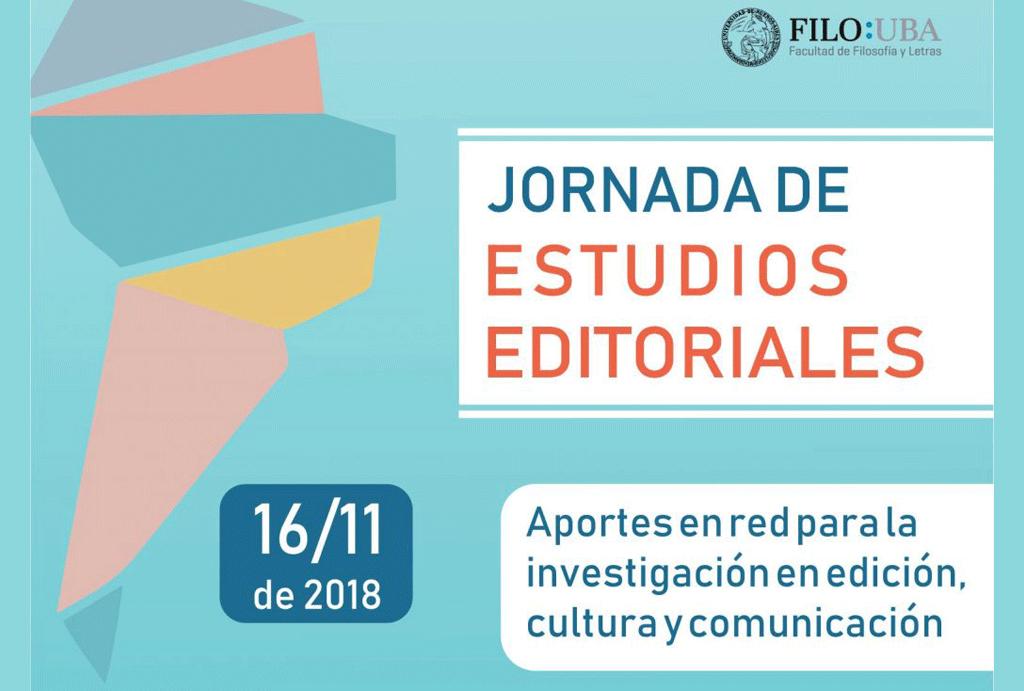 Jornada Latinoamericana de Estudios Editoriales 2018
