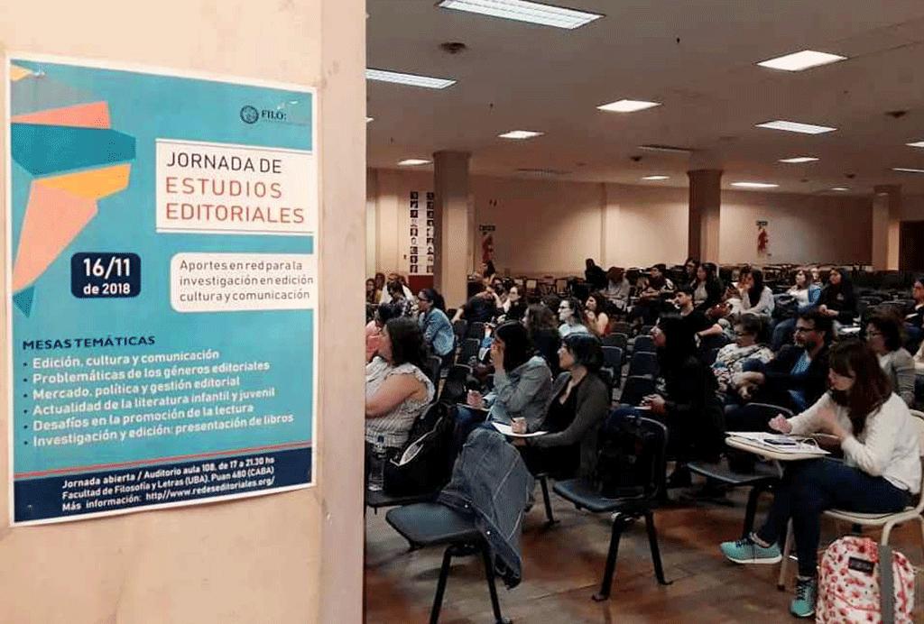 Reseña de la Jornada Latinoamericana de Estudios Editoriales 2018