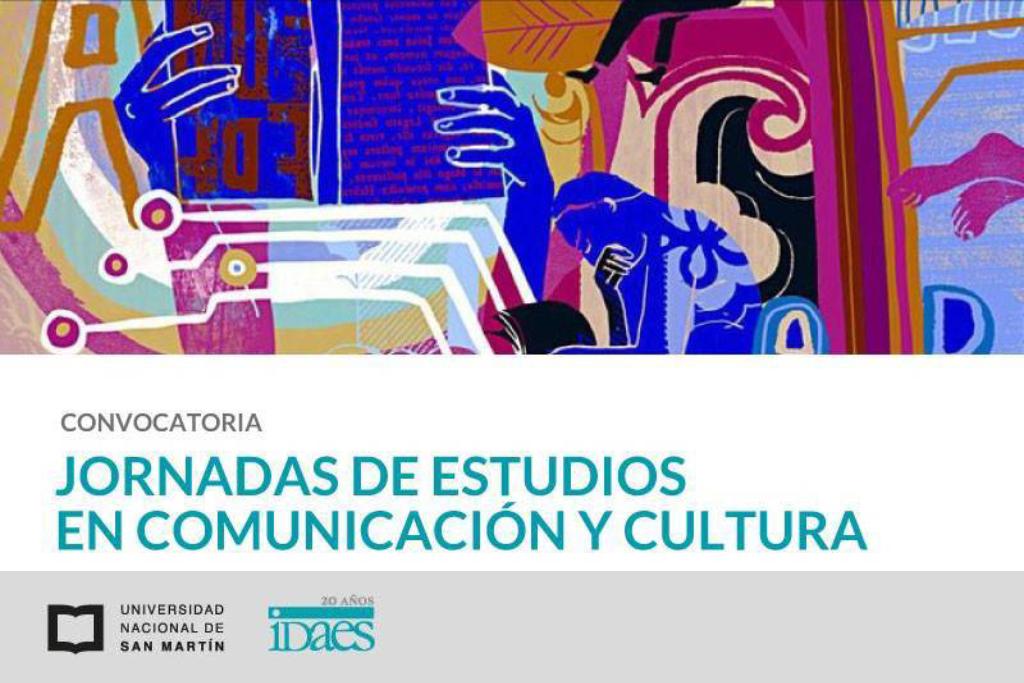 Jornadas de Estudios en Comunicación y Cultura