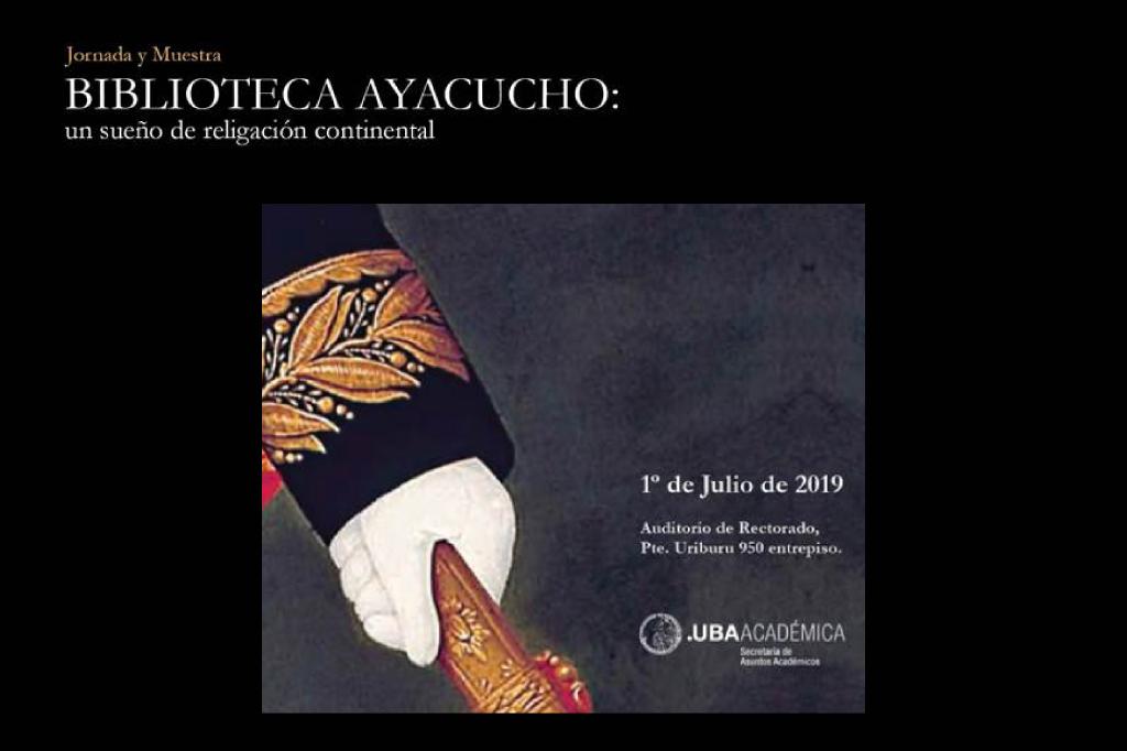 Homenaje a la Biblioteca Ayacucho: patrimonio cultural de América Latina