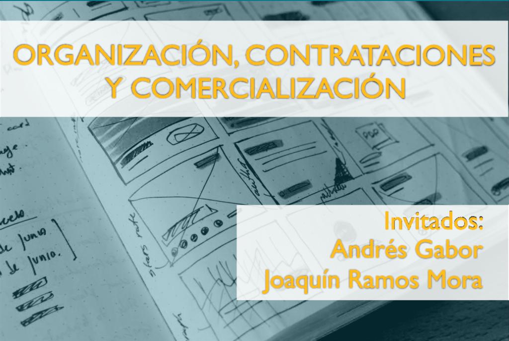 Encuentro de editores: Andrés Gabor y Joaquín Ramos Mora